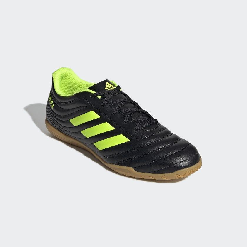Chuteira Copa 19.4 - Futsal - Preto adidas  439c931b22573