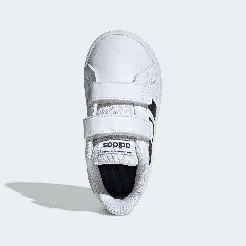 adidas-Grand-Court-Shoes-Kids-039 thumbnail 18