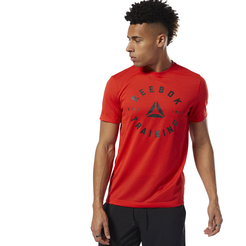 Reebok-Men-039-s-Training-SpeedWick-Tee miniature 36