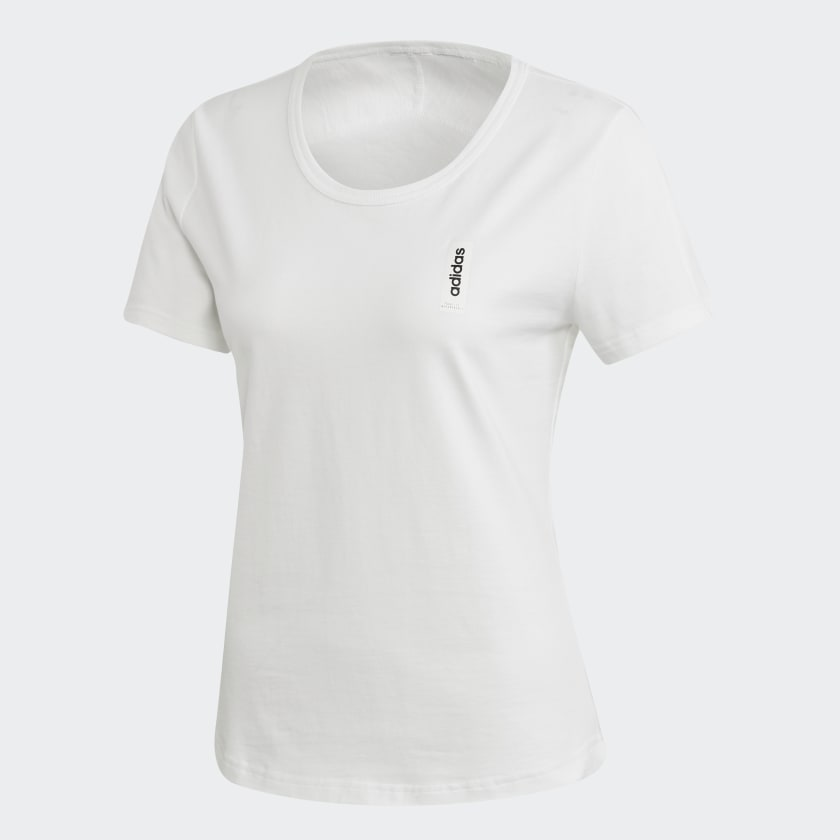 adidas-Brilliant-Basics-Tee-Women-039-s thumbnail 12