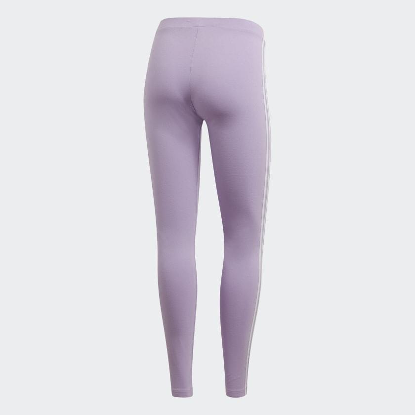 adidas-Originals-3-Stripes-Leggings-Women-039-s thumbnail 12