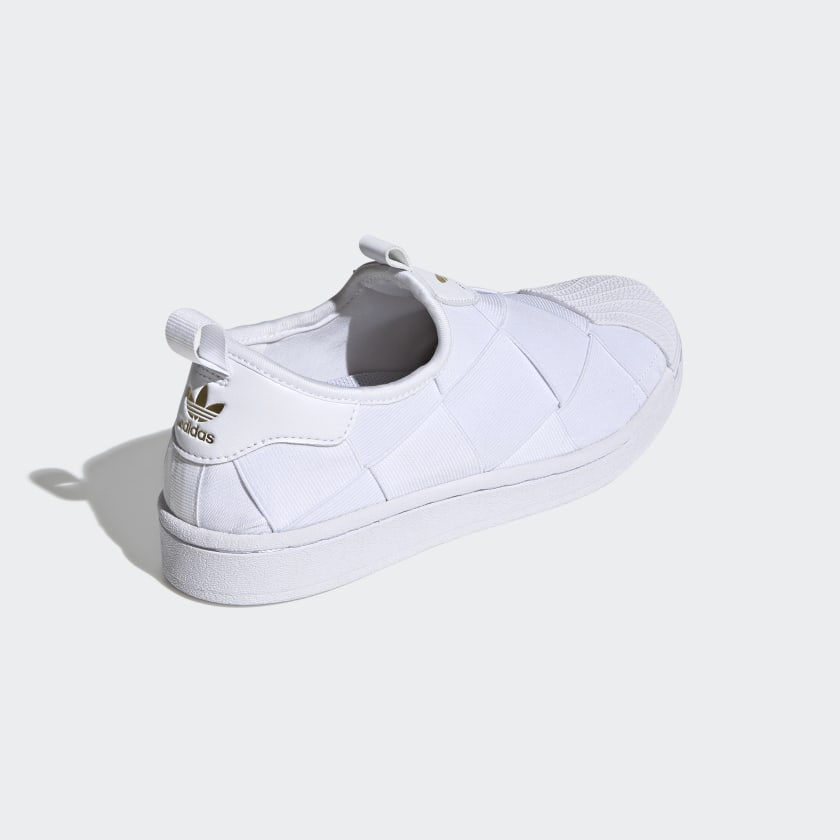 thumbnail 15 - adidas Originals Superstar Slip-on Shoes Women's