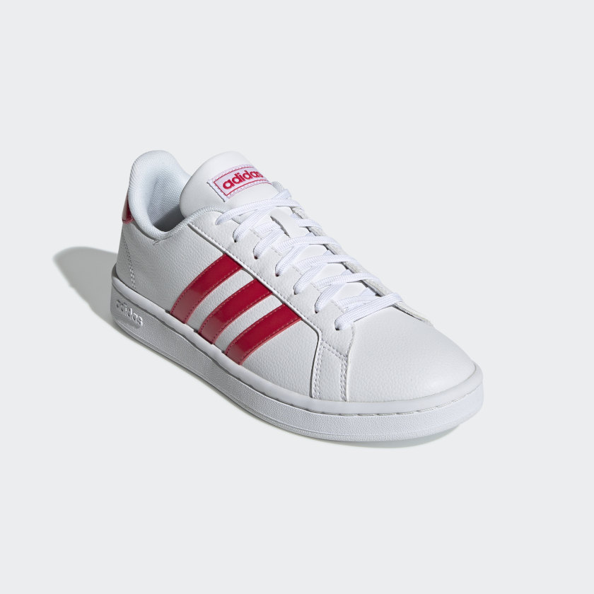 adidas-Grand-Court-Shoes-Women-039-s thumbnail 13