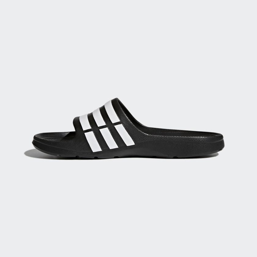 adidas-Duramo-Slides-Men-039-s thumbnail 12