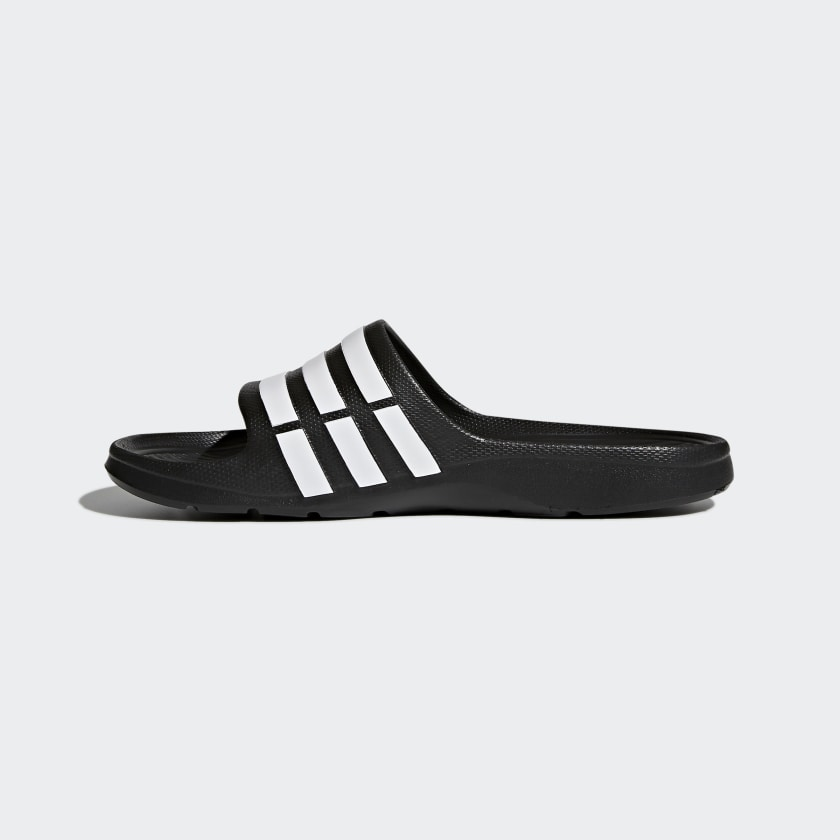 adidas-Duramo-Slides-Men-039-s thumbnail 12