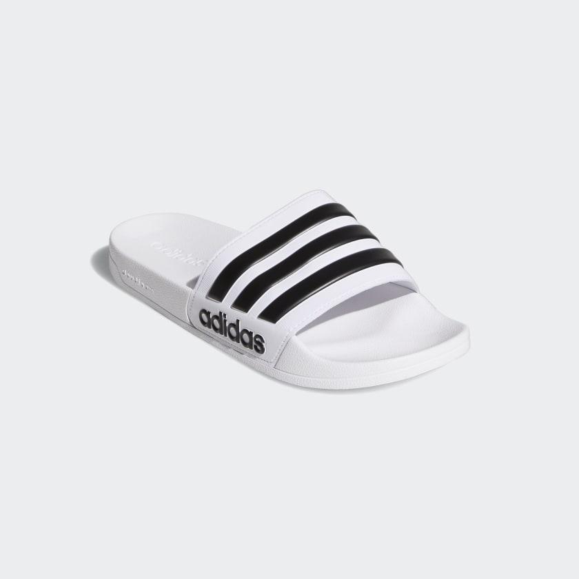 adidas-Adilette-Cloudfoam-Slides-Men-039-s thumbnail 17