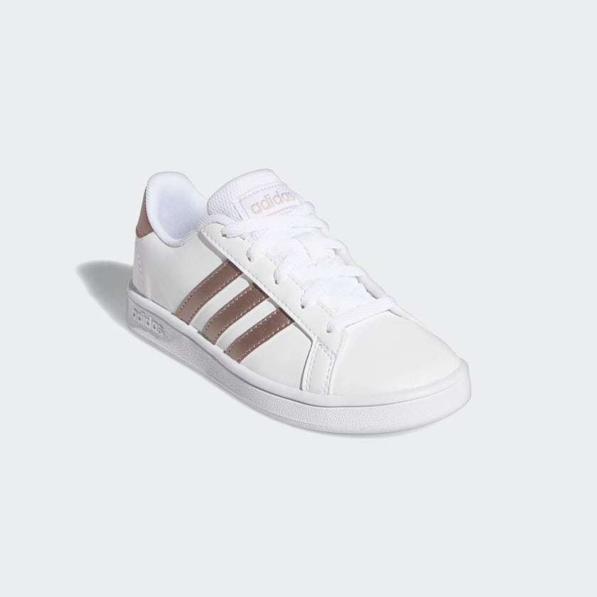 thumbnail 12 - adidas Grand Court Shoes Kids'
