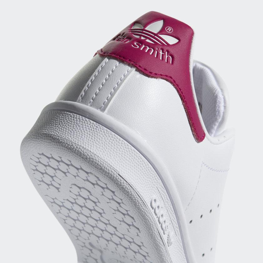 adidas-Stan-Smith-Shoes-Kids-039 thumbnail 11