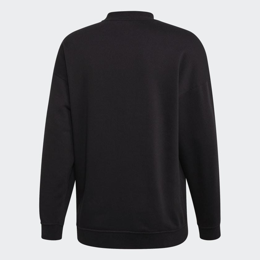 adidas-Originals-Tech-Crewneck-Sweatshirt-Men-039-s thumbnail 14