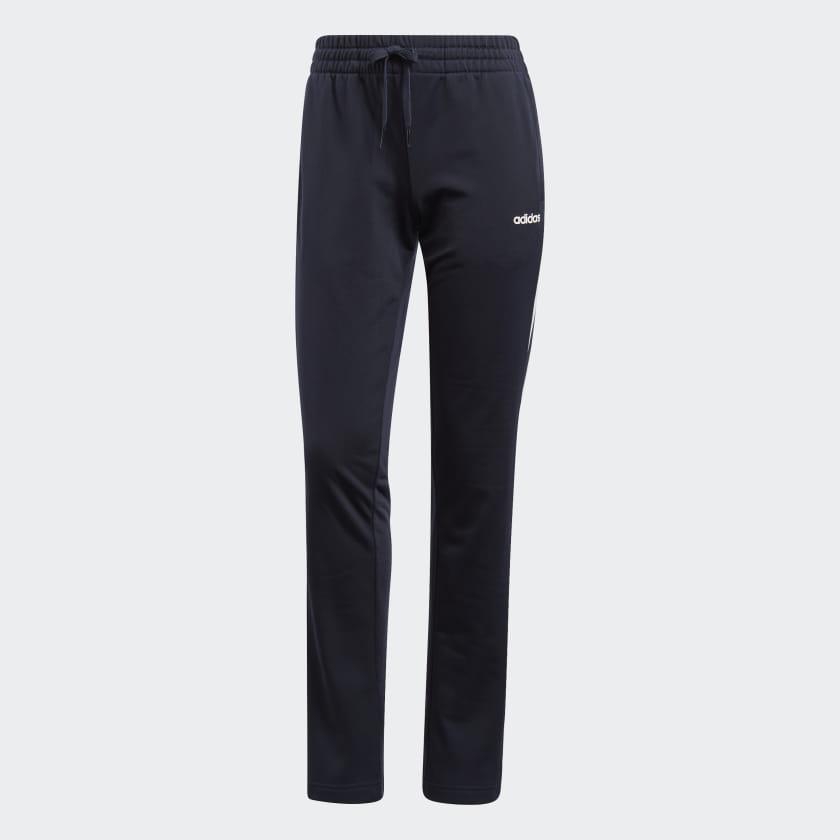 adidas-Essentials-Tricot-Open-Hem-Pants-Women-039-s thumbnail 12