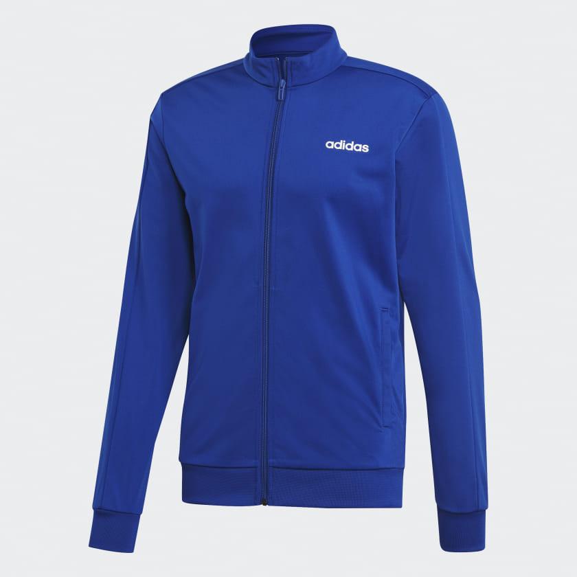 adidas-Basics-Track-Suit-Men-039-s thumbnail 12