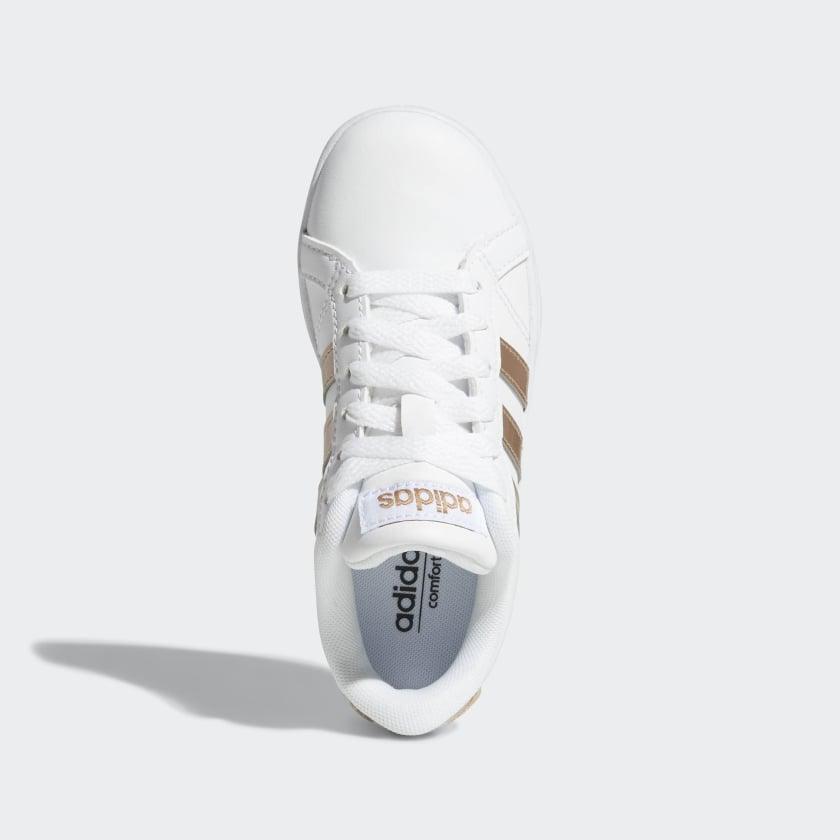 adidas-Baseline-Shoes-Kids-039 thumbnail 11