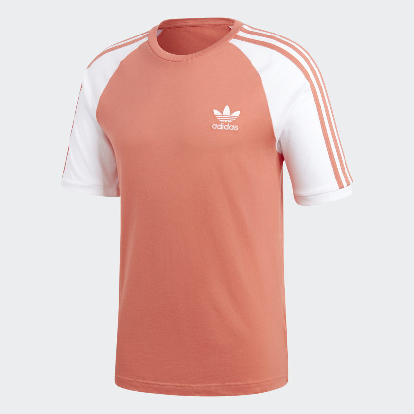 adidas-3-Stripes-Tee-Men-039-s thumbnail 21