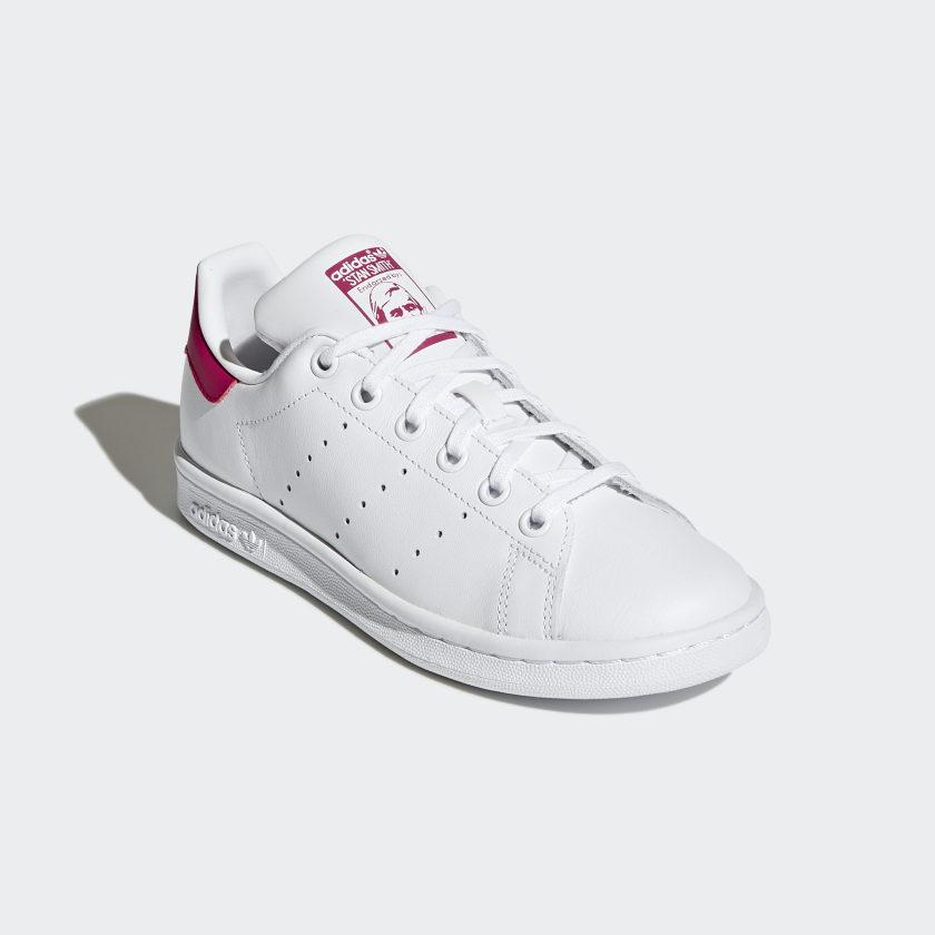 adidas-Stan-Smith-Shoes-Kids-039 thumbnail 12