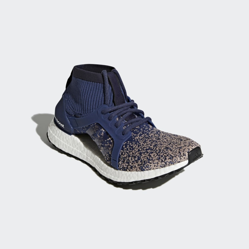 Tênis Ultraboost X All Terrain - NOBLE INDIGO S18 adidas  b00dd06f0c13f