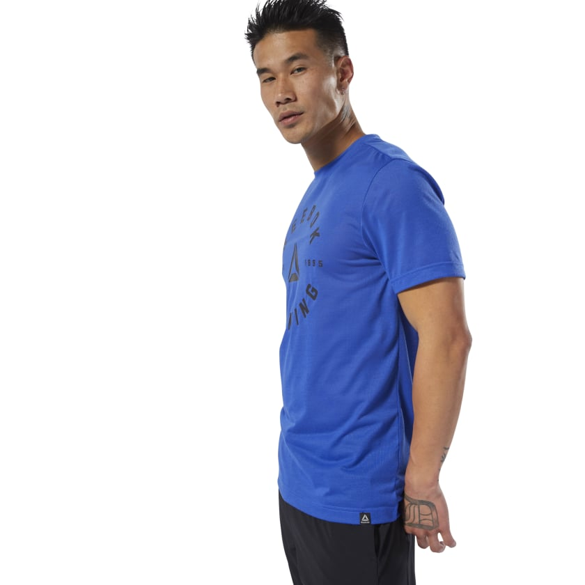 Reebok-Men-039-s-Training-SpeedWick-Tee miniature 18
