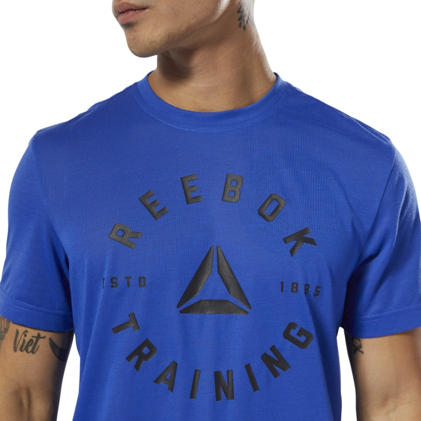 Reebok-Men-039-s-Training-SpeedWick-Tee miniature 19