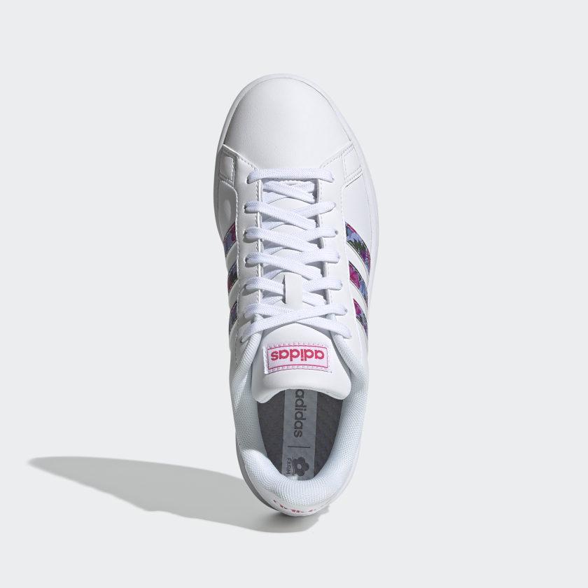 adidas-Originals-Grand-Court-Shoes-Women-039-s thumbnail 12