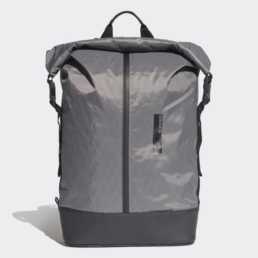 adidas-Originals-Future-Roll-Top-Backpack-Men-039-s thumbnail 12