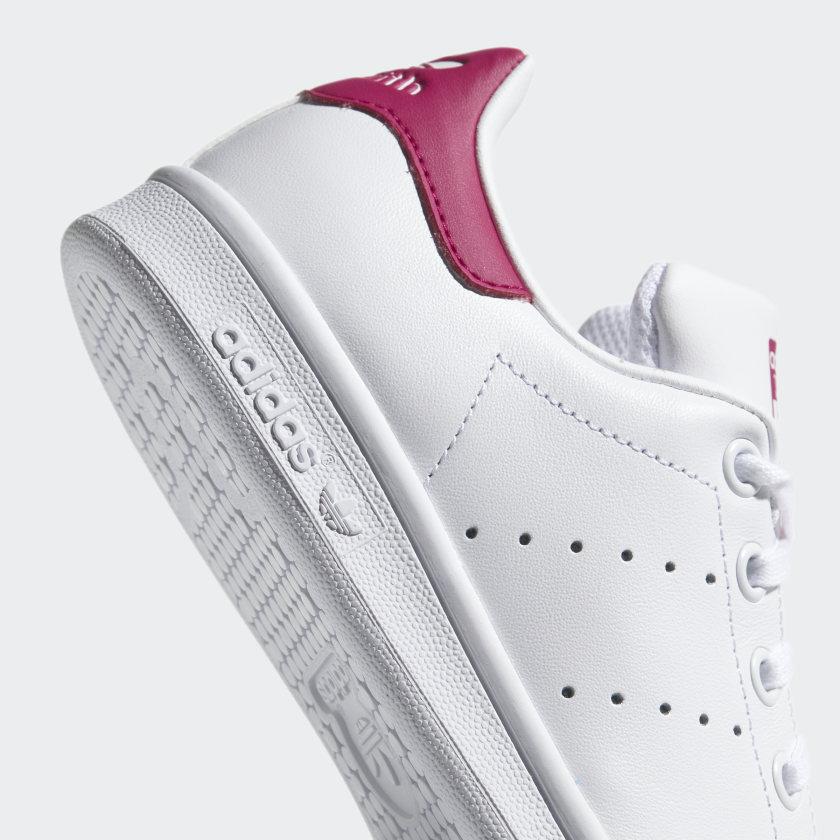 adidas-Stan-Smith-Shoes-Kids-039 thumbnail 13