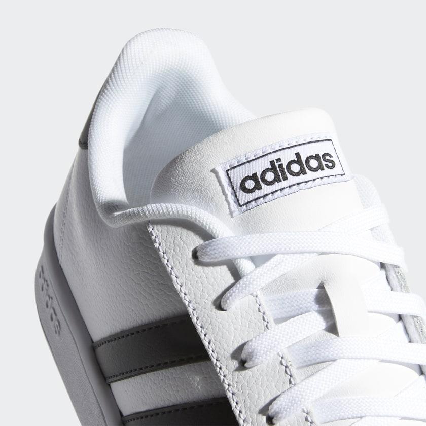 adidas-Grand-Court-Shoes-Men-039-s thumbnail 14