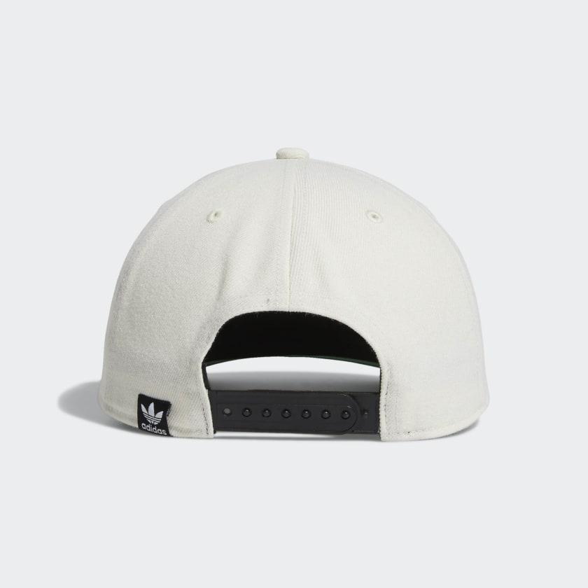 adidas-Originals-Signature-Outline-Snapback-Hat-Men-039-s thumbnail 19