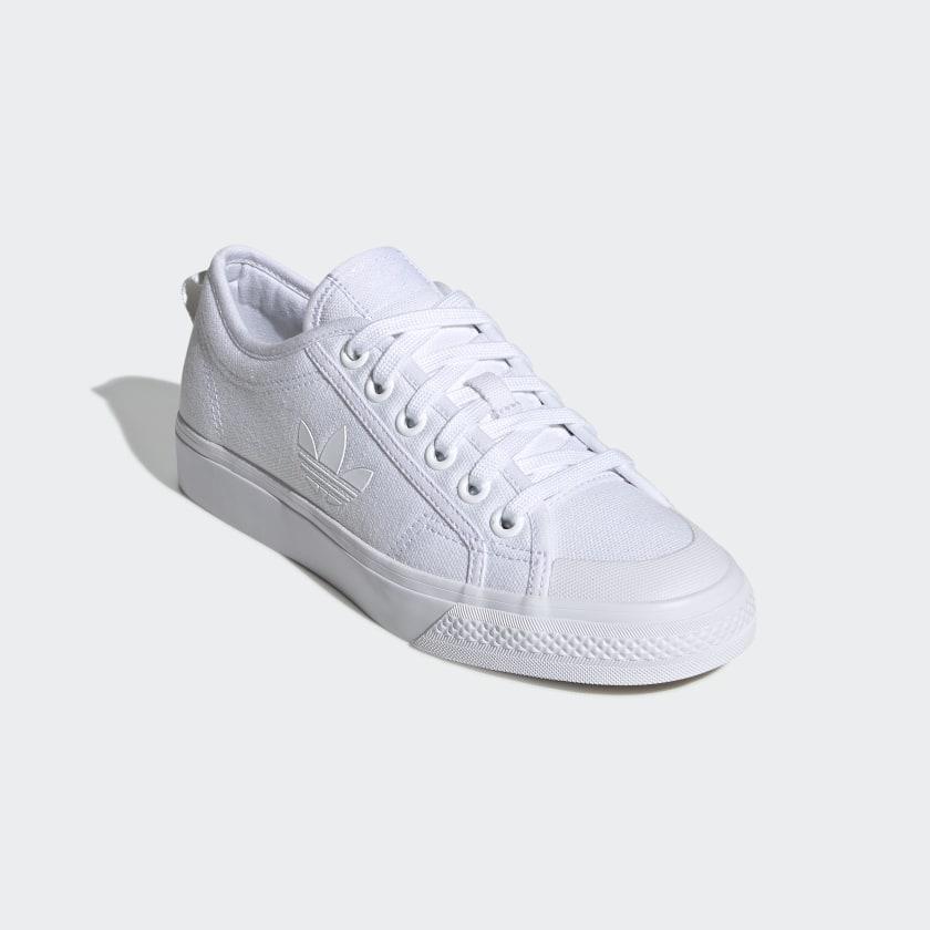 adidas-Originals-Nizza-Trefoil-Shoes-Women-039-s thumbnail 21