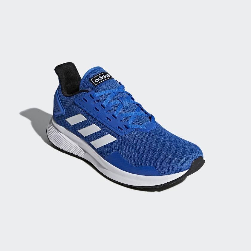 Tênis Duramo 9 - Azul adidas  9884925a7d104