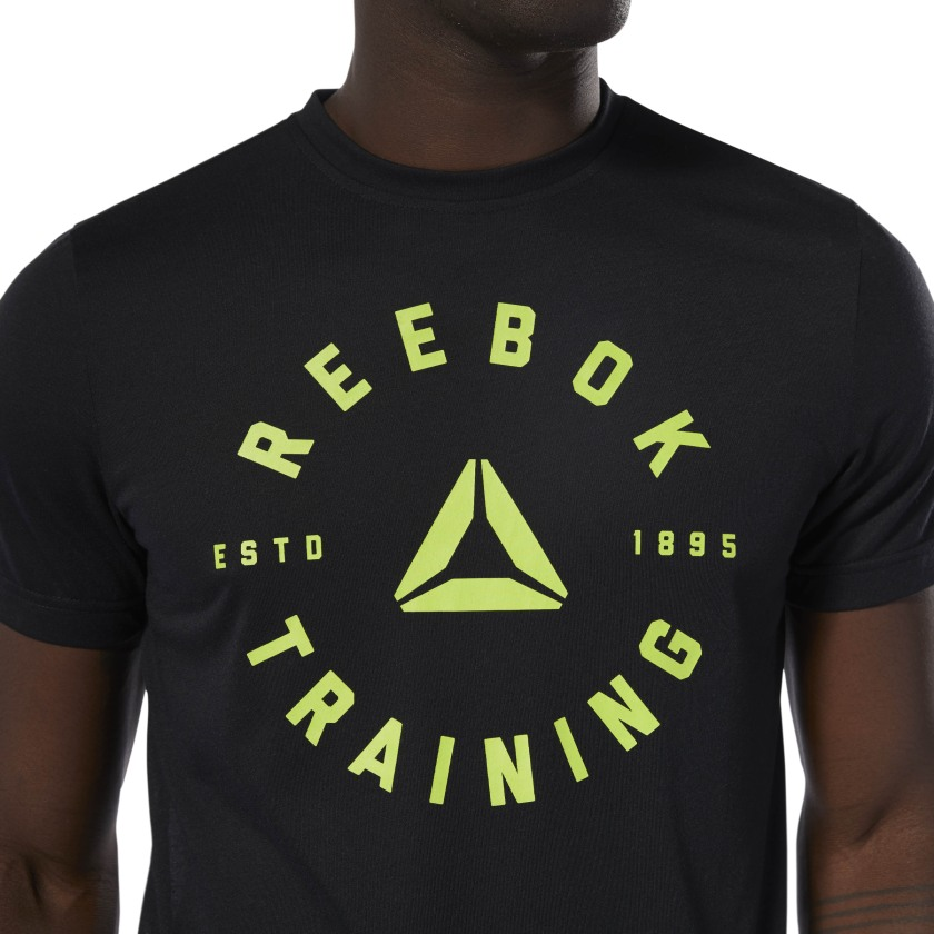 Reebok-Men-039-s-Training-SpeedWick-Tee miniature 30