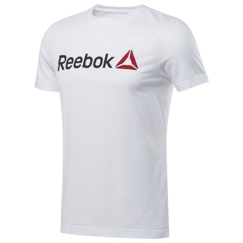 Reebok-Men-039-s-Linear-Read-Tee thumbnail 13