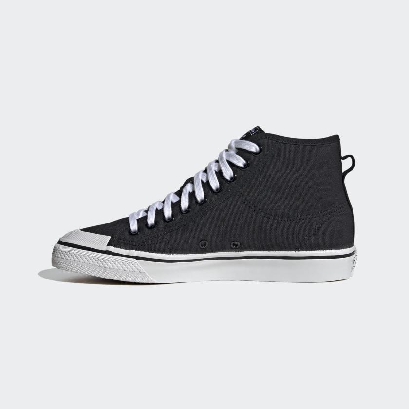 adidas-Originals-Nizza-Hi-Shoes-Men-039-s thumbnail 20