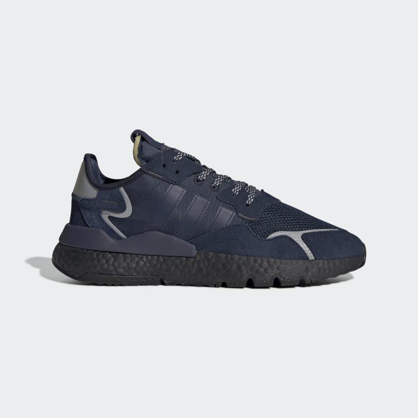 adidas-Originals-Nite-Jogger-Shoes-Men-039-s thumbnail 21