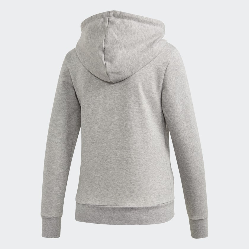 adidas-Essentials-Linear-Hoodie-Women-039-s thumbnail 40