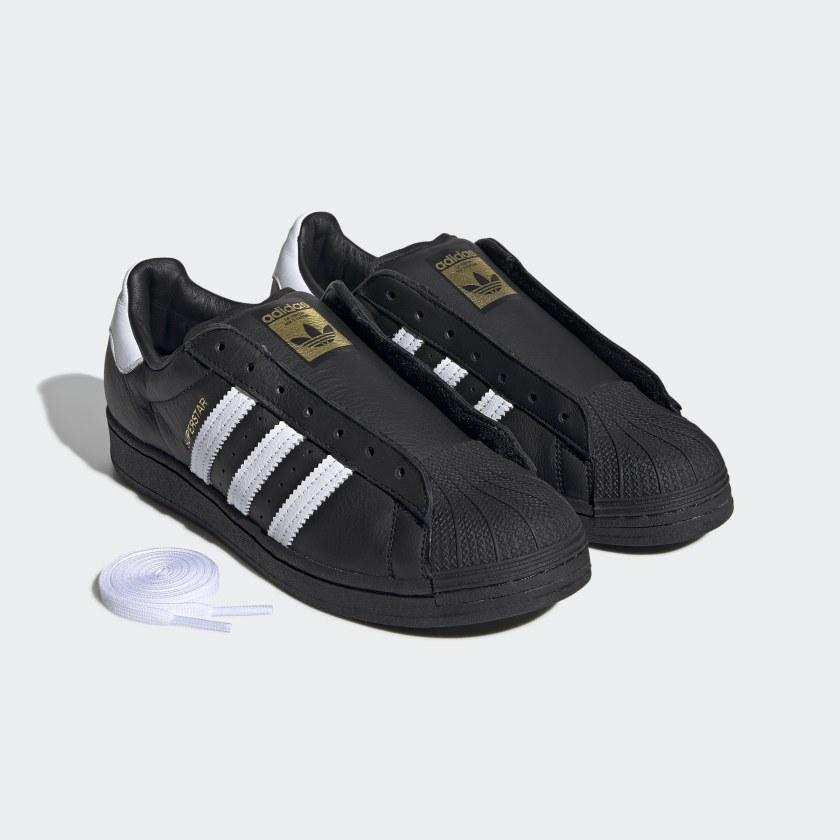 adidas-Originals-Superstar-Laceless-Shoes-Men-039-s thumbnail 20