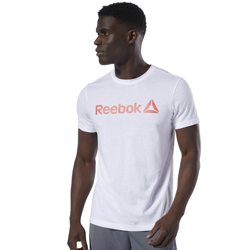 Reebok-Men-039-s-Linear-Read-Tee thumbnail 37