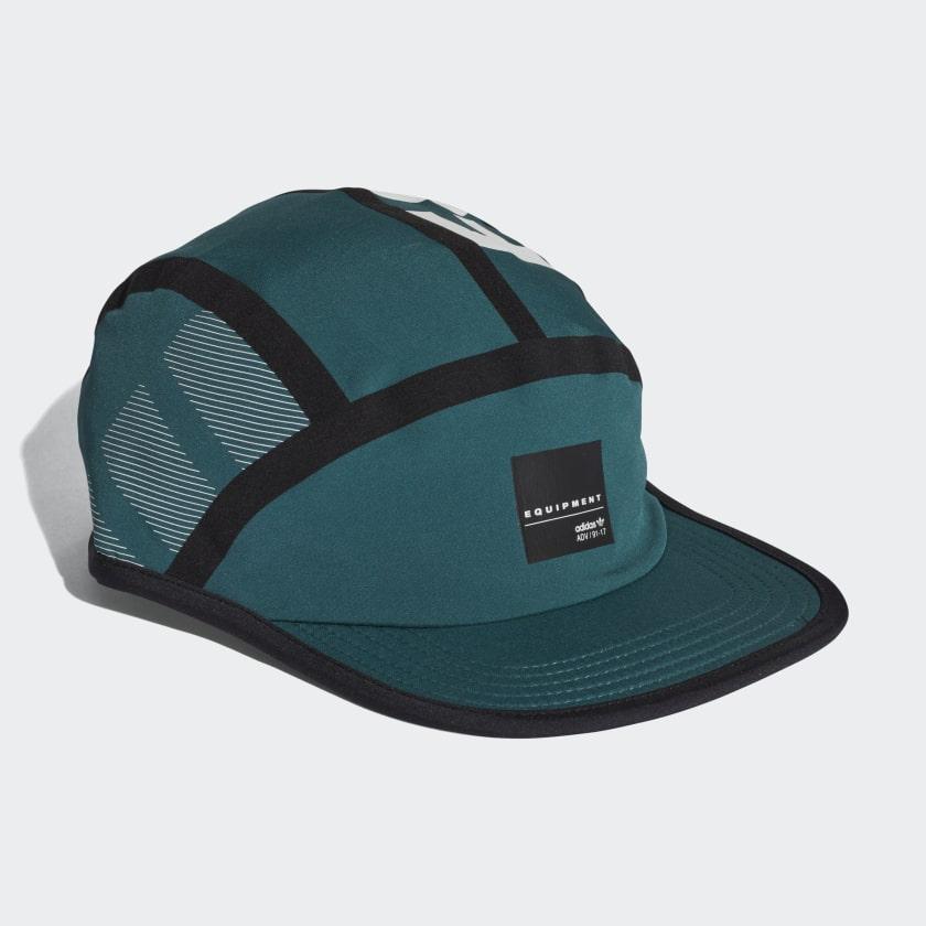 EQT Contrast Seam Five-Panel Hat