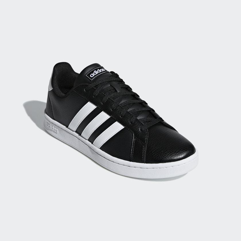 adidas-Grand-Court-Shoes-Men-039-s thumbnail 18