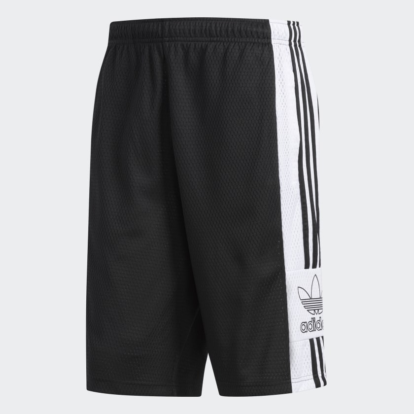 adidas-Originals-Outline-Shorts-Men-039-s thumbnail 13