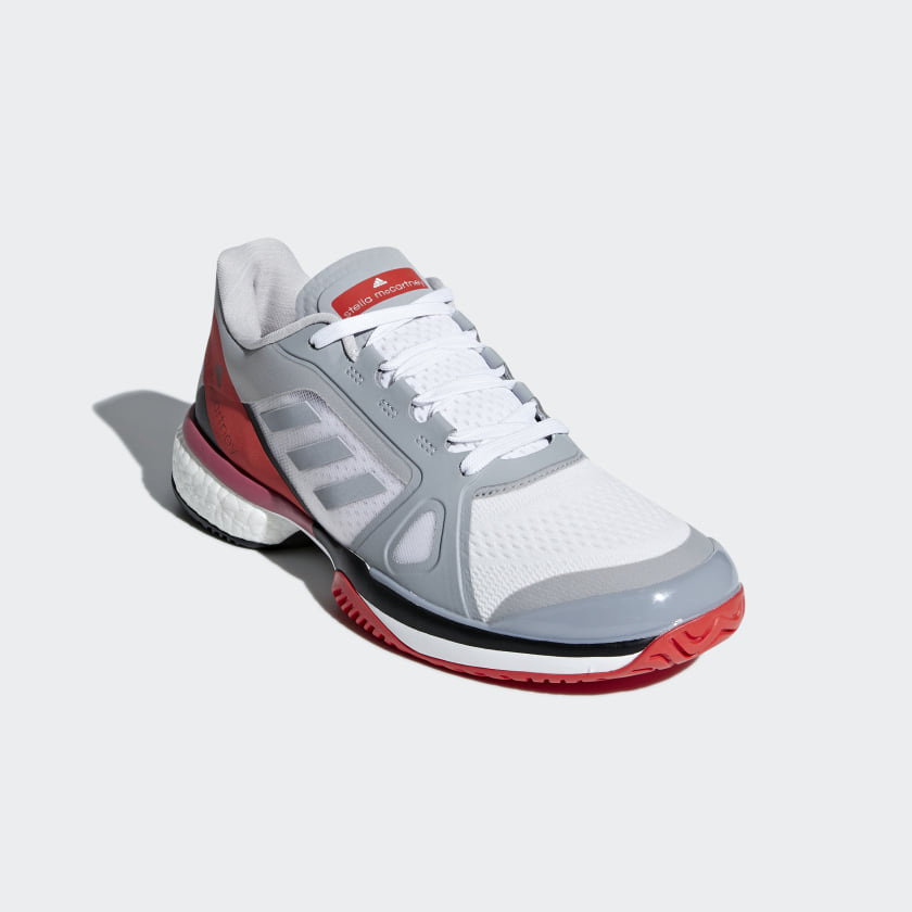 Sapatos Barricade Boost adidas by Stella McCartney