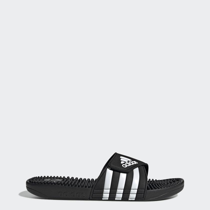adidas-Adissage-Slides-Men-039-s thumbnail 22
