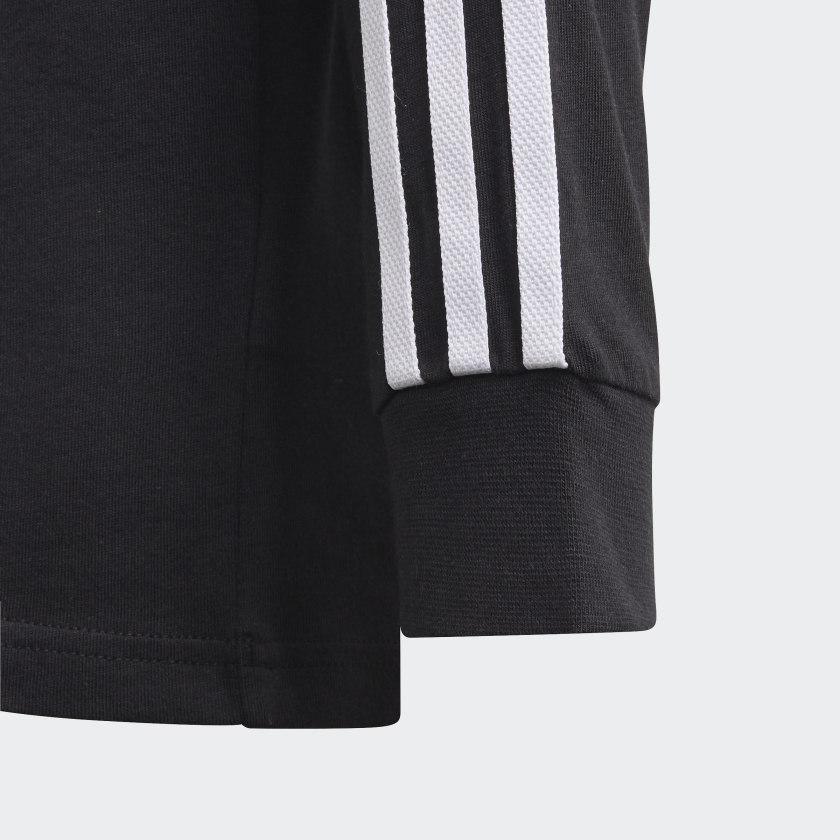thumbnail 12 - adidas-Originals-3-Stripes-Tee-Kids-039