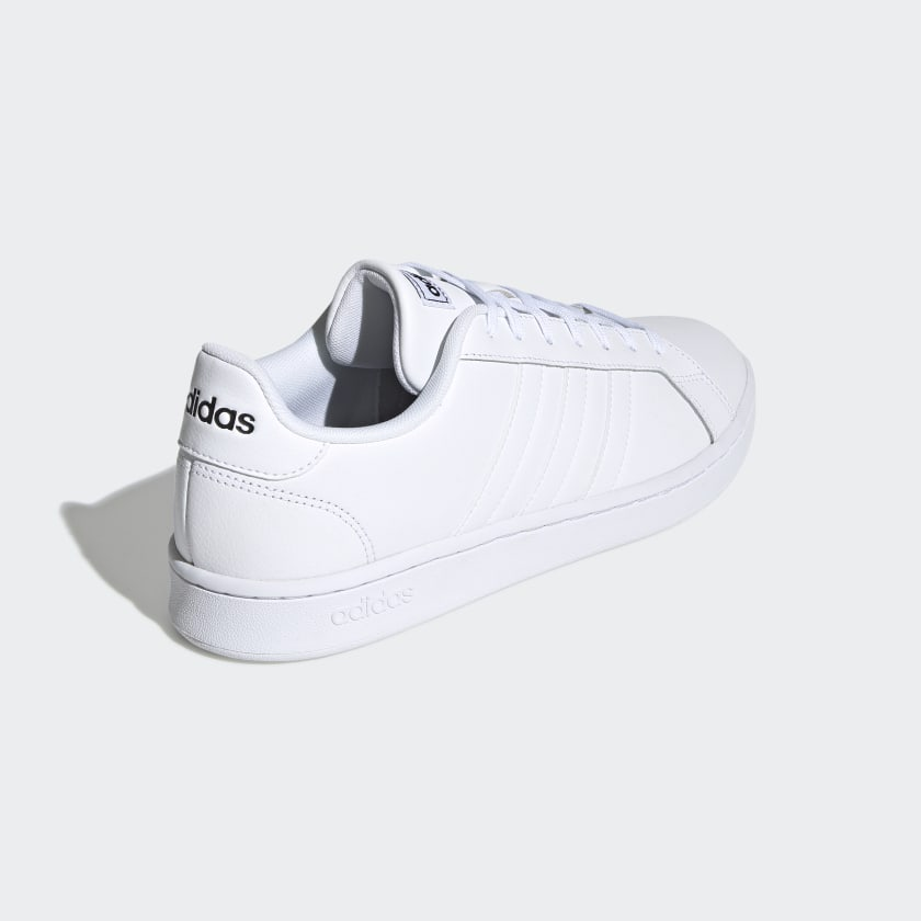 adidas-Grand-Court-Shoes-Men-039-s thumbnail 13