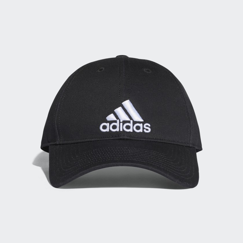 6P CAP COTTON                  NEGRO/NEGRO/BLANCO