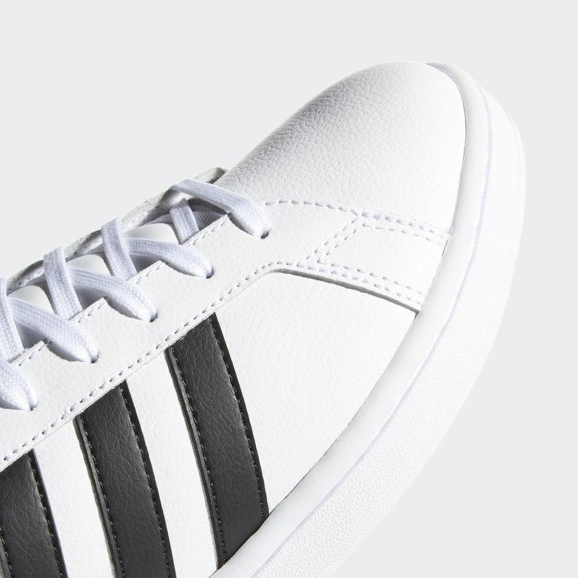 adidas-Grand-Court-Shoes-Men-039-s thumbnail 17