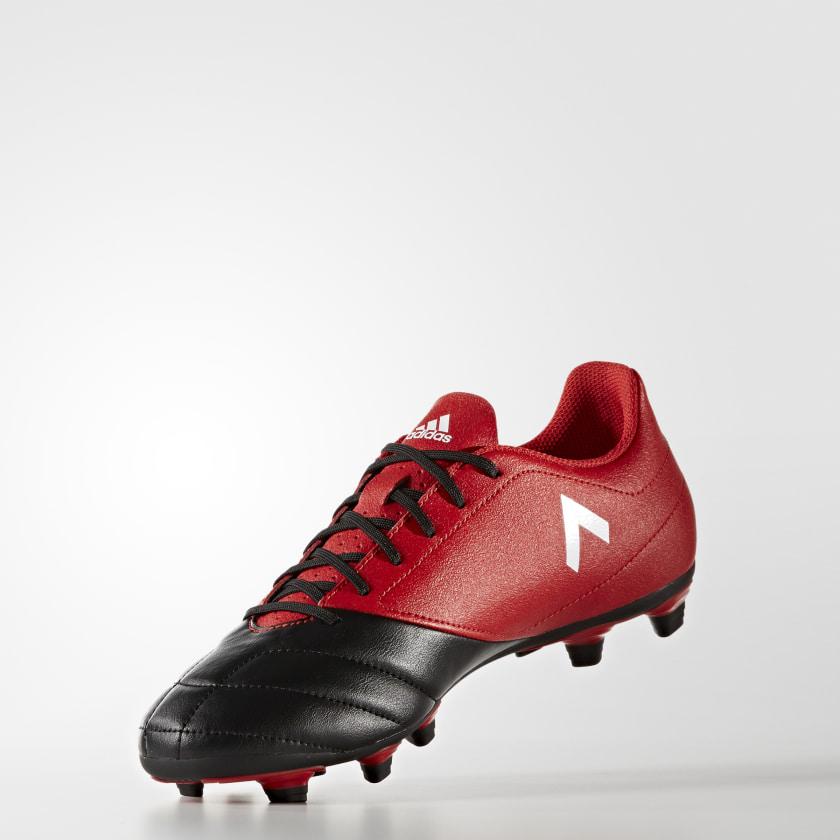 0c986a92da Chuteira Ace 17.4 - Campo - Vermelho adidas
