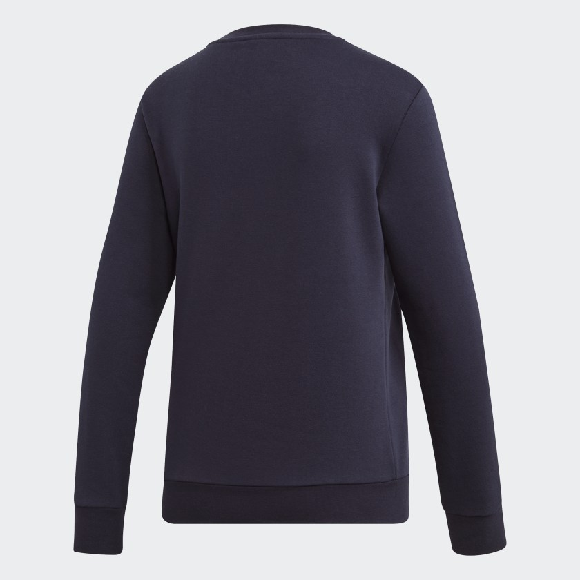 adidas-Essentials-3-Stripes-Sweatshirt-Women-039-s thumbnail 31