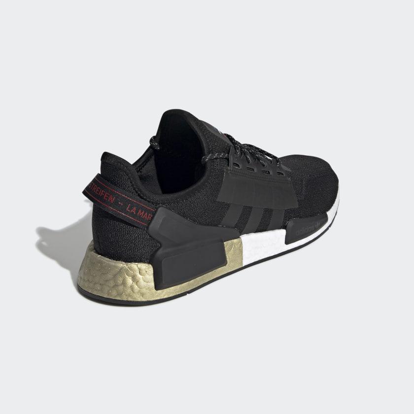 adidas-Originals-NMD-R1-V2-Shoes-Men-039-s thumbnail 13