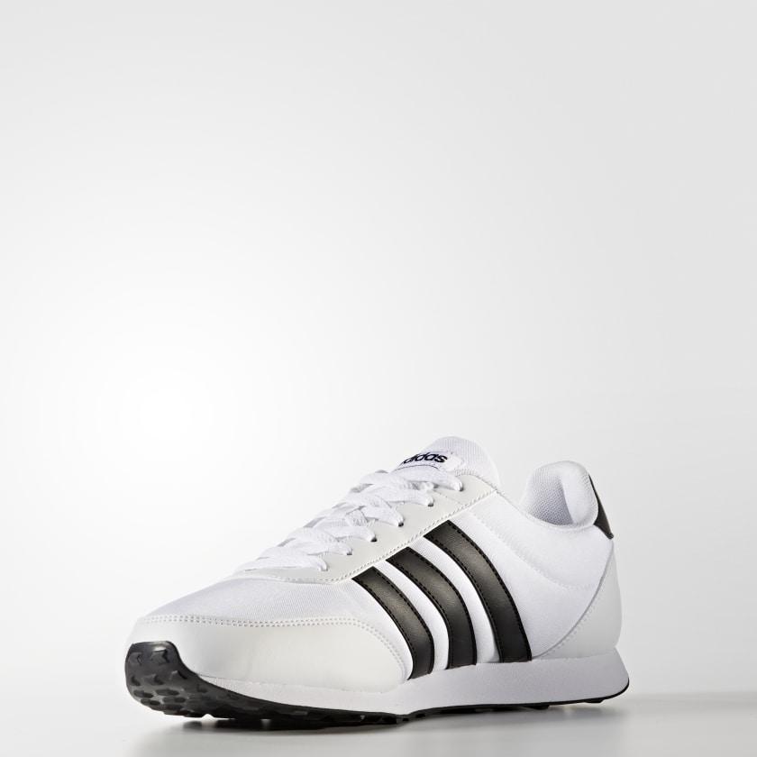 7dc4a1b04c Tênis V Racer 2 - Branco adidas