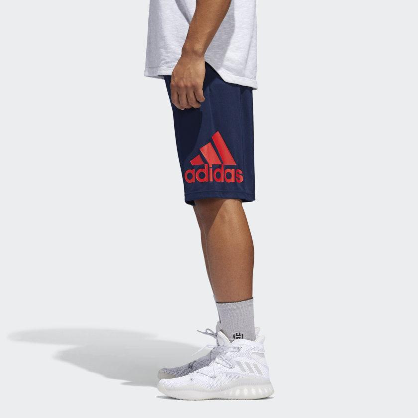 adidas-Crazylight-Shorts-Men-039-s thumbnail 14