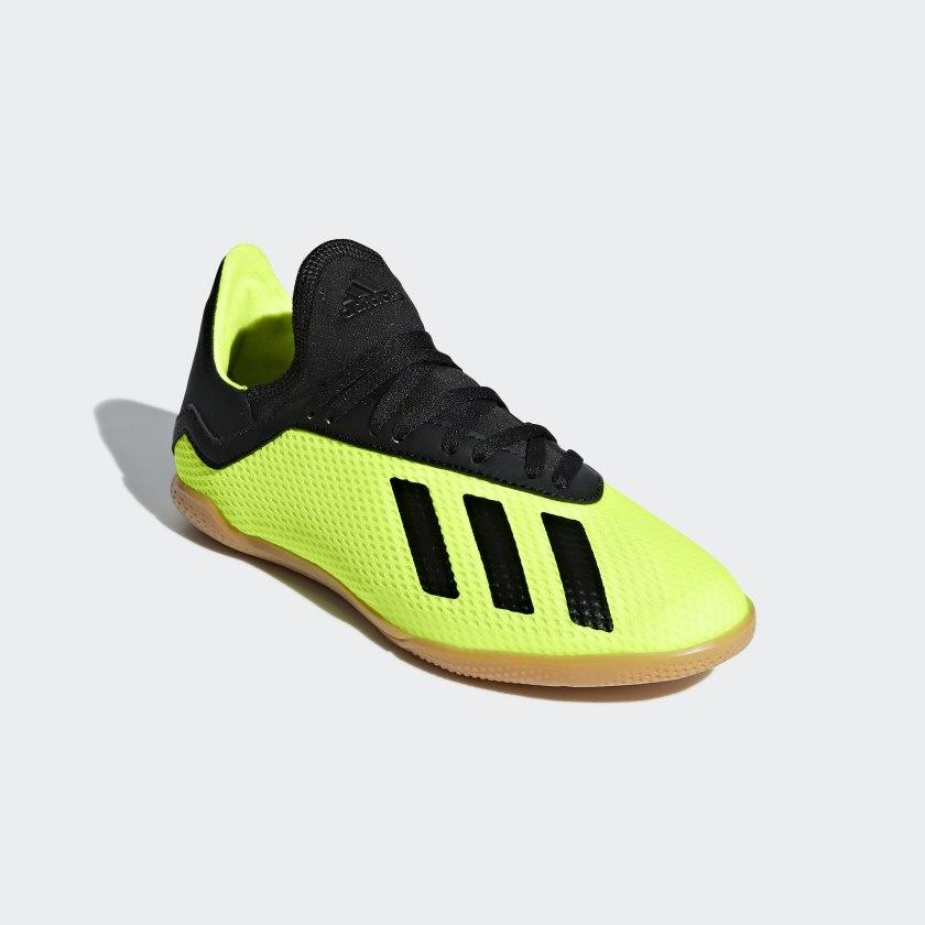 Chuteira X Tango 18.3 Futsal - Amarelo adidas  8ac14f0b2985d
